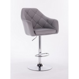 Barová stolička Prestige Silver