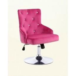 Kreslo Madeira Velur Malina Stoličky do čakárne