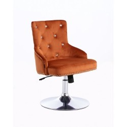 Kreslo Madeira Velur Med Stoličky do čakárne