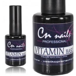 Vitamin Base s vitmínom E a vápnikom 15ml Kategórie