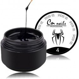 Čierny - Spider gel 4 Kategórie