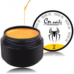 Zlatý - Spider gel Kategórie