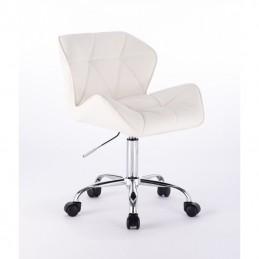 Kozmetická stollička Detail White Kozmetické stoličky