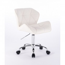 Kozmetická stollička Detail White