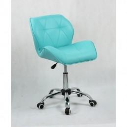 Kozmetická stollička Detail Blue Kozmetické stoličky