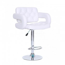 Barová stolička Melisa White